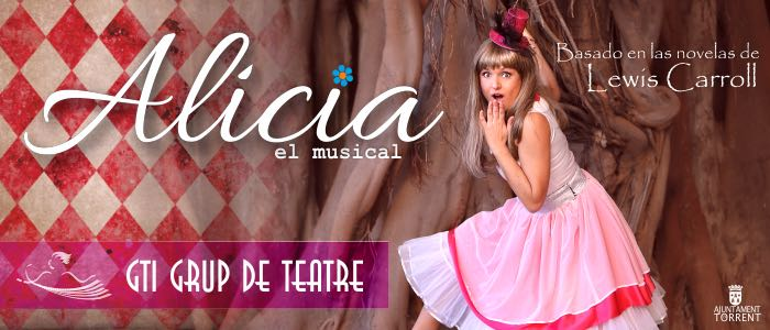 Alicia, El Musical CARTEL